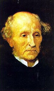 John Stuart Mill Quelle: https://commons.wikimedia.org/wiki/File:John-stuart-mill_1.jpg